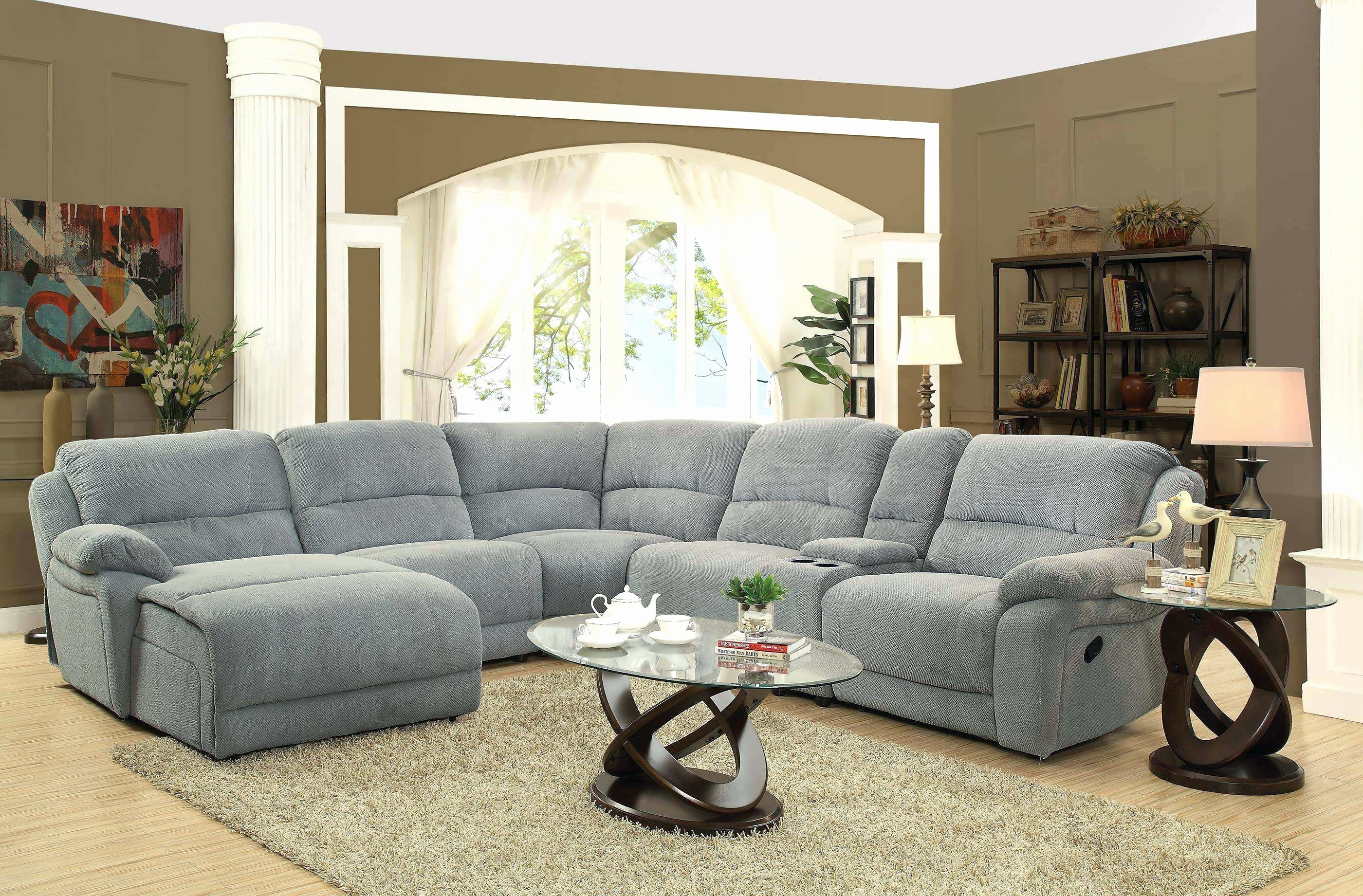 Awesome U Shaped Couch With Recliner 2018 – Couches And Sofas Ideas regarding Reclining U Shaped Sectionals (Image 2 of 15)