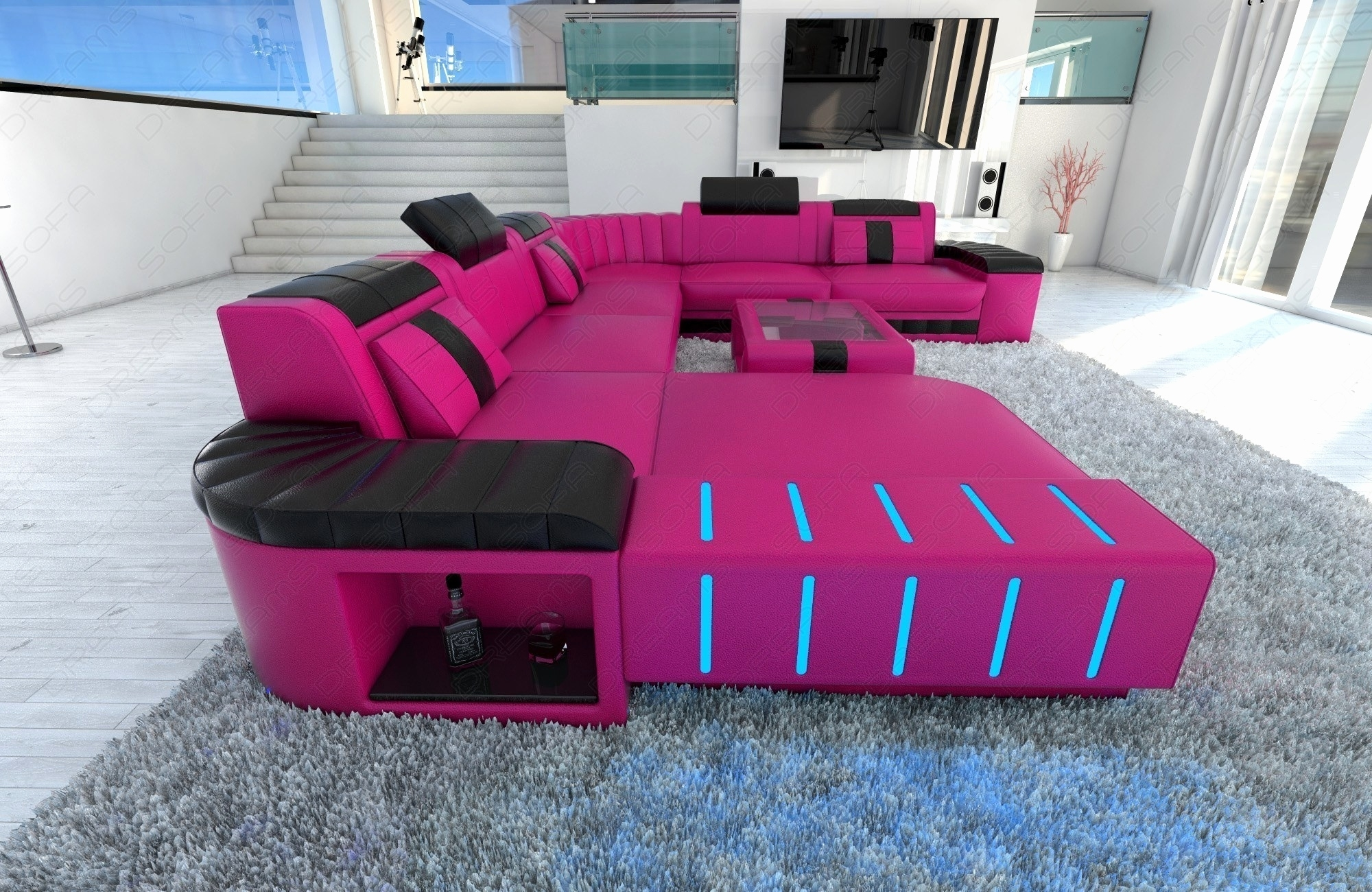 Awesome U Shaped Sectional Sofa 2018 – Couches Ideas Inside Sectional Sofas At Ebay (View 1 of 10)
