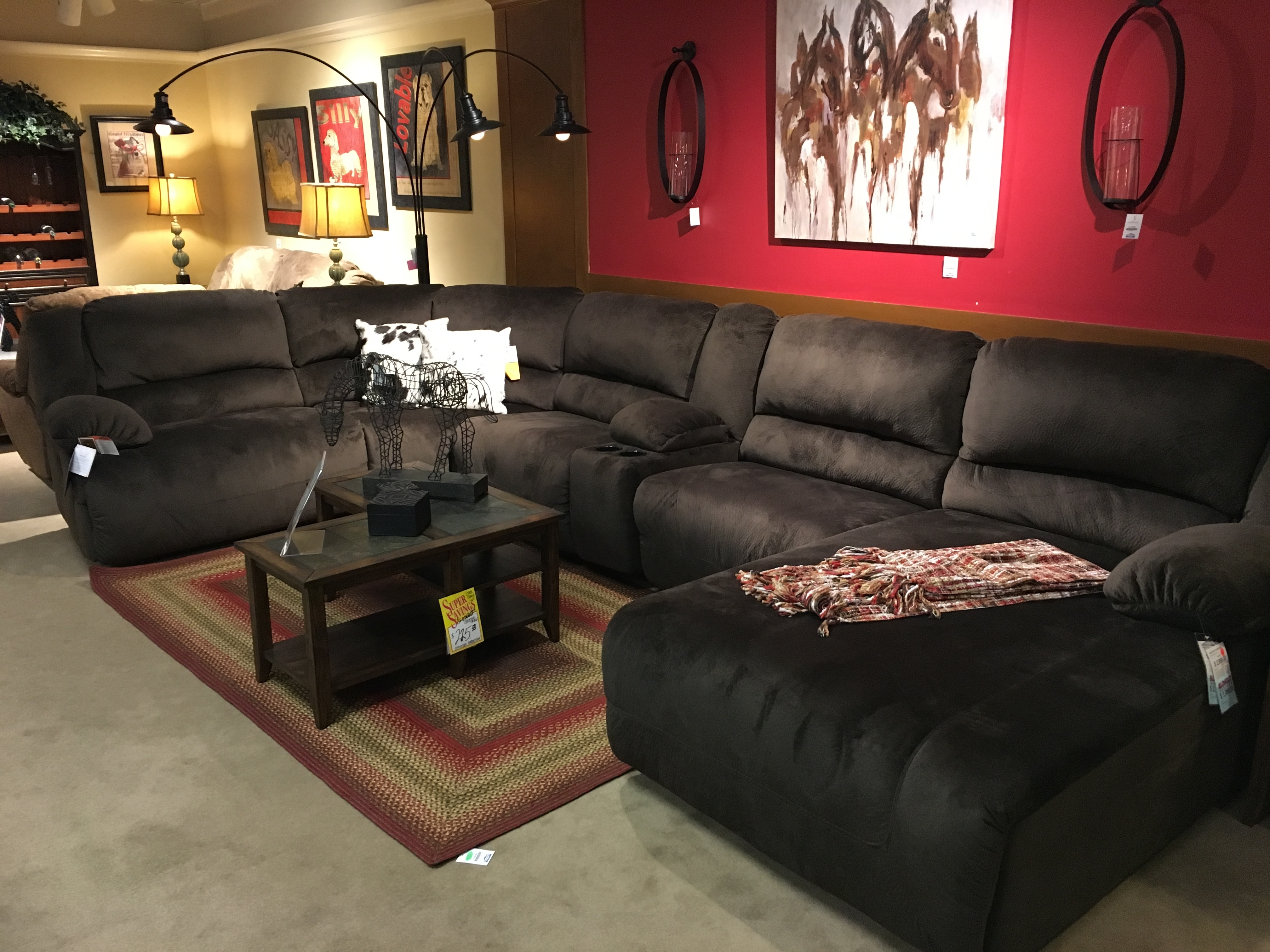 Popular Photo of Sectional Sofas At Bad Boy