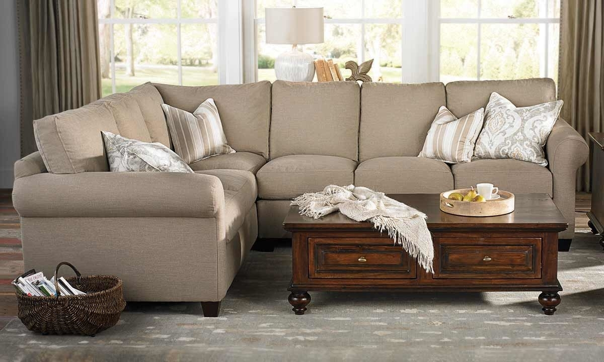 Barron Sectional Sofa | Haynes Furniture, Virginia's Furniture Store In Haynes Sectional Sofas (View 5 of 10)