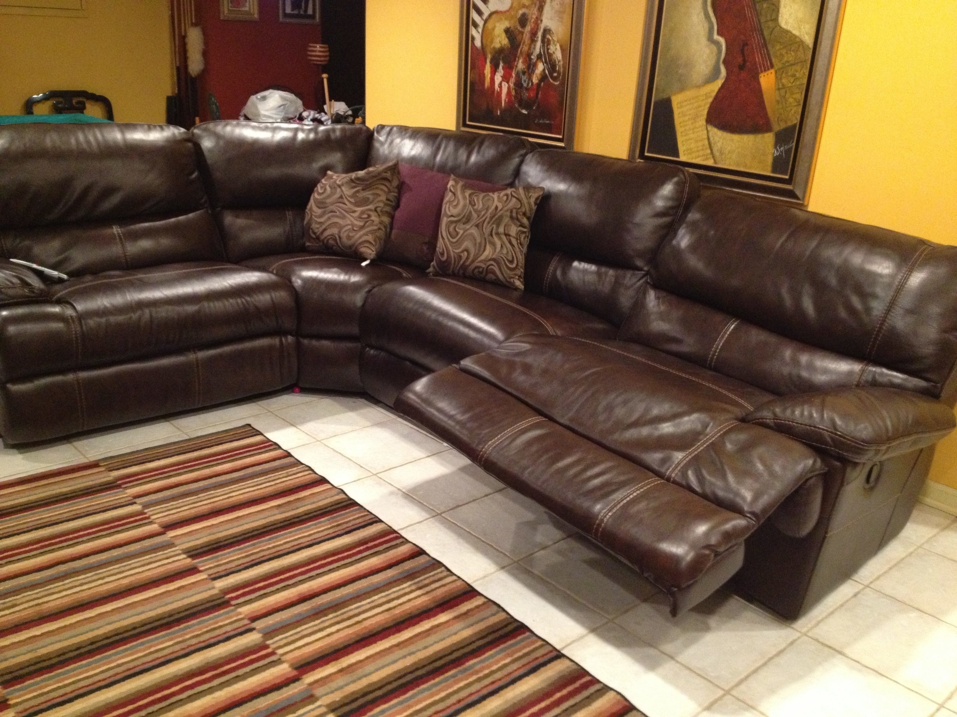 Bassett Dillon Sectional Sofa • Sectional Sofa in Sectional Sofas at Bassett (Image 3 of 15)