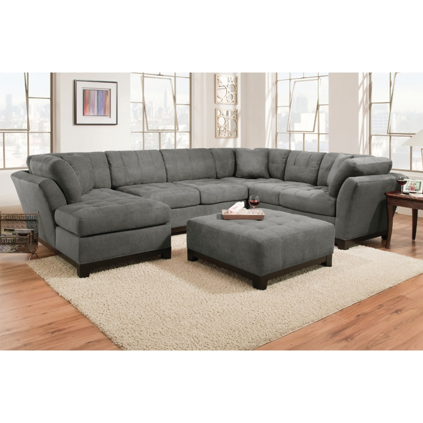 Bassett Furniture Greensboro Nc With Sectional Sofas In Greensboro Nc (View 4 of 10)
