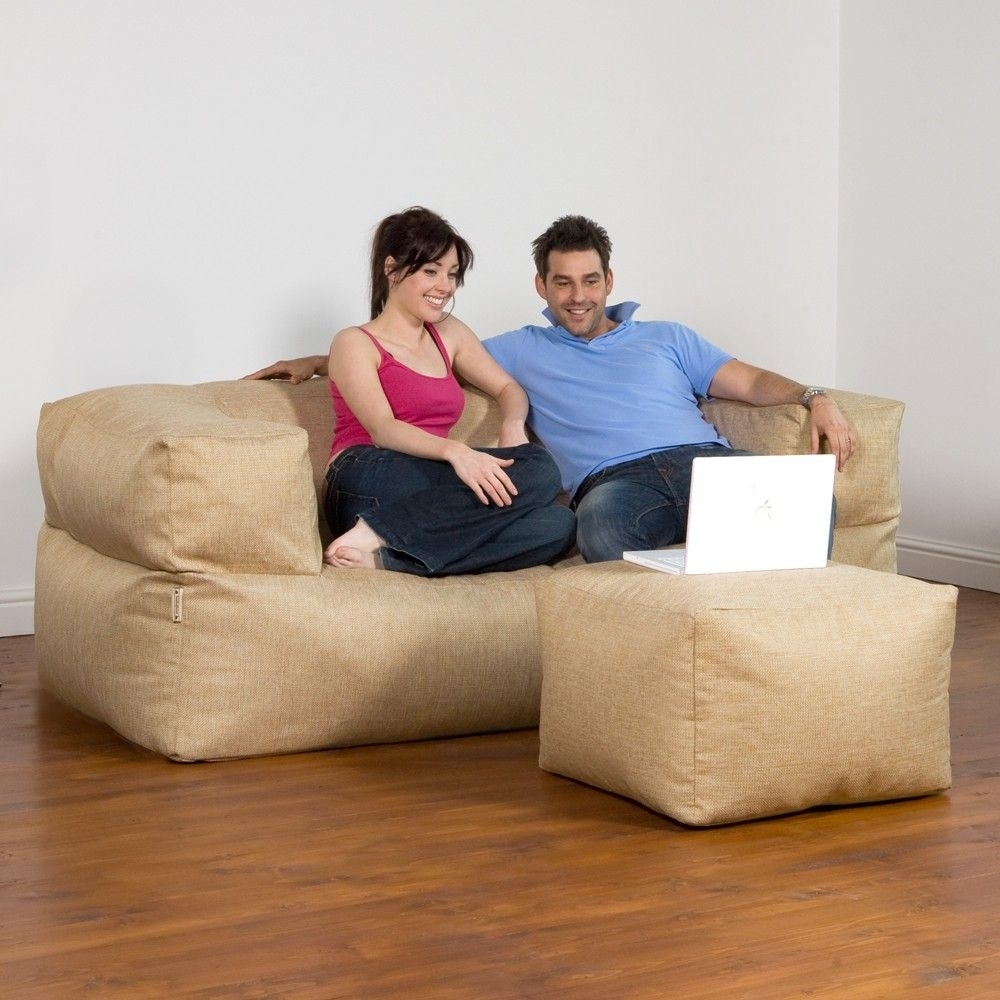 Beanbag Sofa | Sofa Inspiration, Living Room Sofa And Bean Bags Regarding Bean Bag Sofas (View 5 of 10)