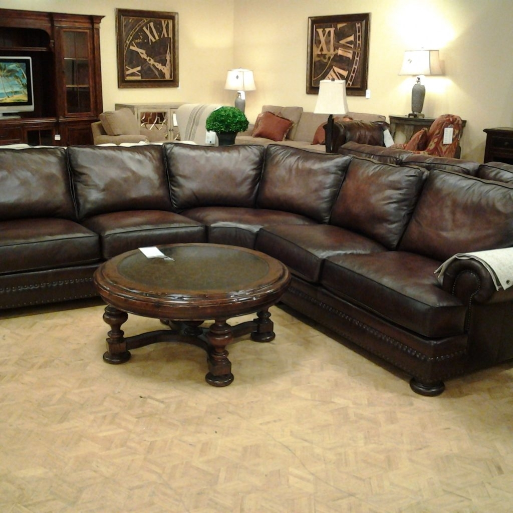 Bernhardt Leather Sofa Dillards | Http://tmidb | Pinterest with regard to Dillards Sectional Sofas (Image 1 of 10)