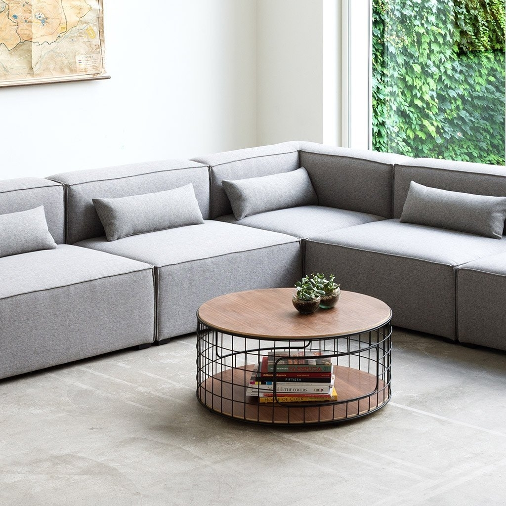 Best Mix Modular Sectional Pc Gus Modern Pic For Sofa Ideas And Gray intended for Modular Sectional Sofas (Image 4 of 10)