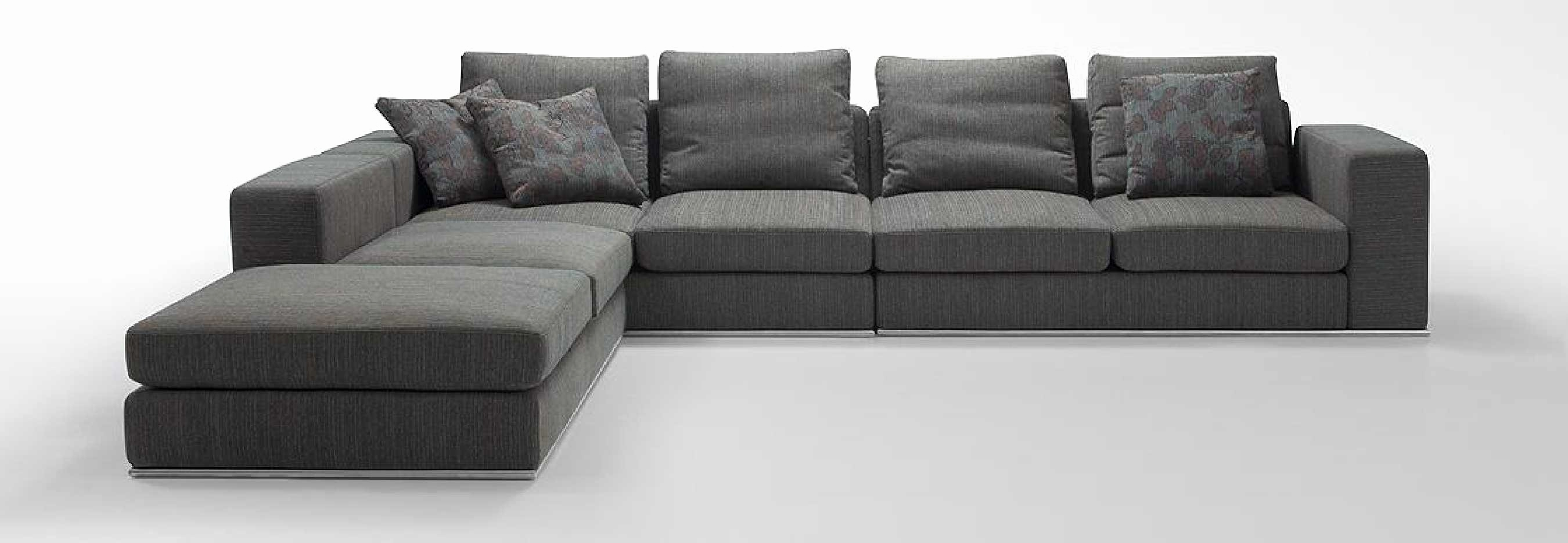Best Small L Shaped Couch With Recliner 2018 – Couches And Sofas Ideas inside L Shaped Sectional Sofas (Image 1 of 10)