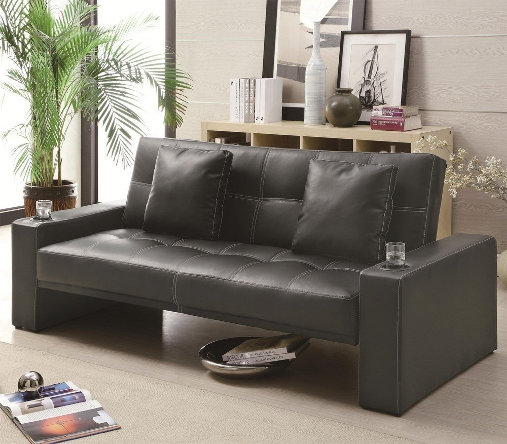 Best Sofa Reviews 2017   Sleeping, Sectional And Leather Within Sectional Sofas That Turn Into Beds (View 1 of 10)