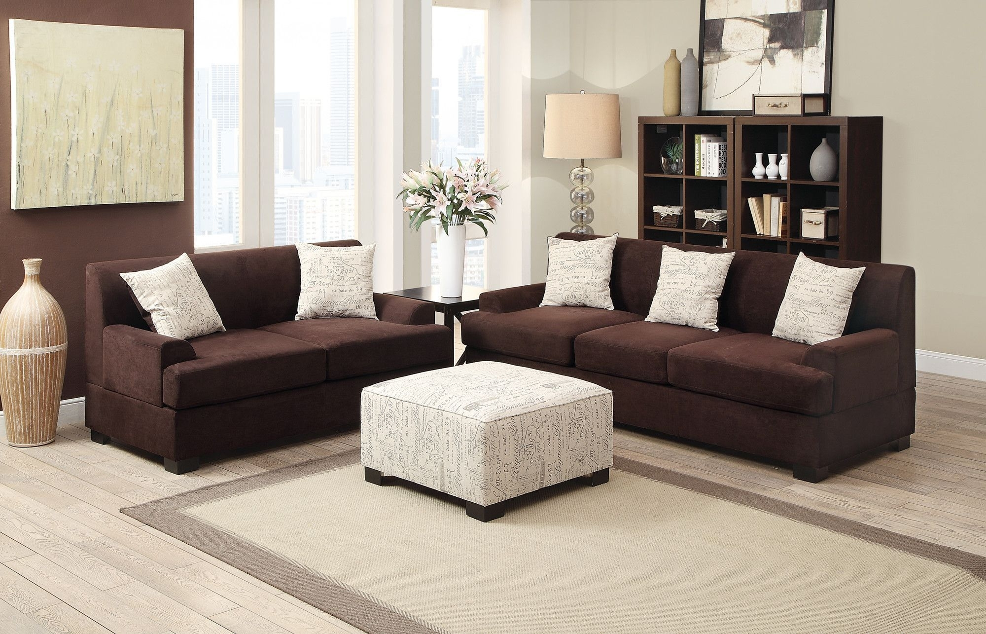 Bobkona Barrie Sofa And Loveseat Set | Products | Pinterest | Products with regard to Sectional Sofas at Barrie (Image 4 of 15)