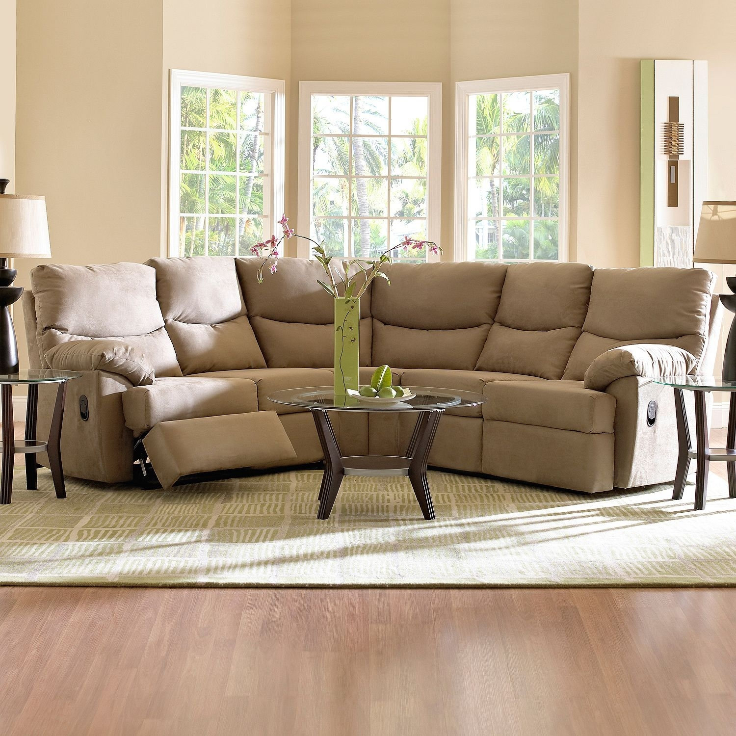 Brantley Sectional – 2 Pc (View 2 of 10)