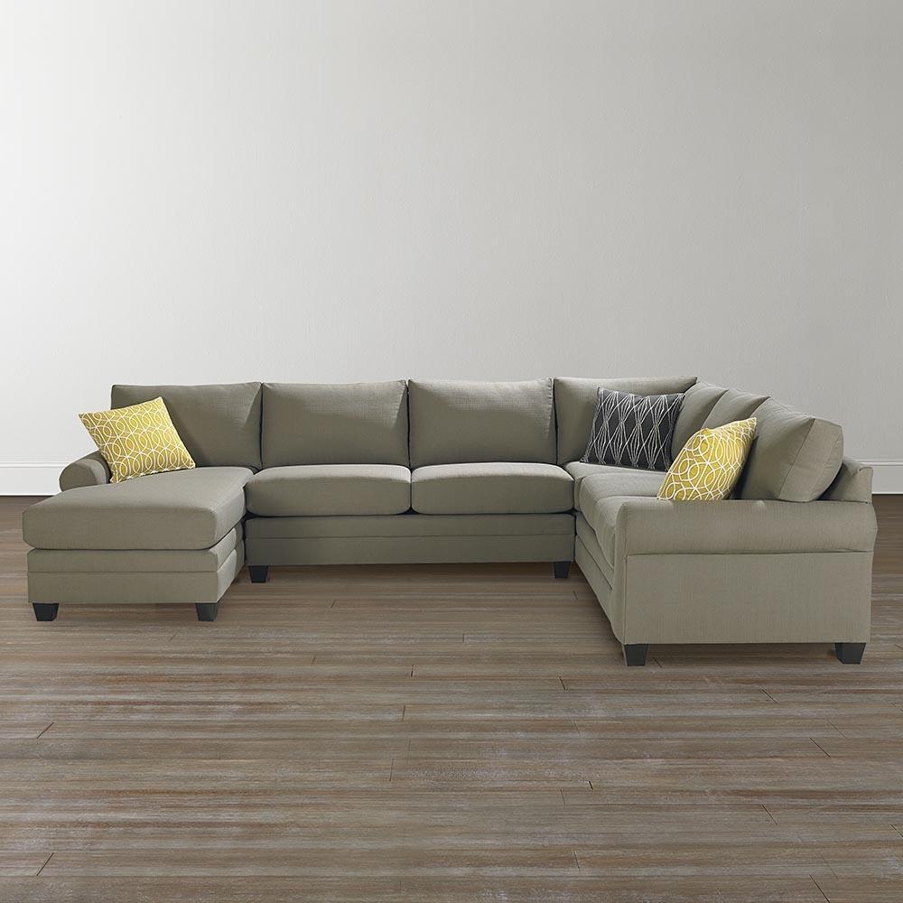 Brilliant U Shaped Leather Sectional Sofa #2902 : Furniture - Best in U Shaped Leather Sectional Sofas (Image 4 of 10)