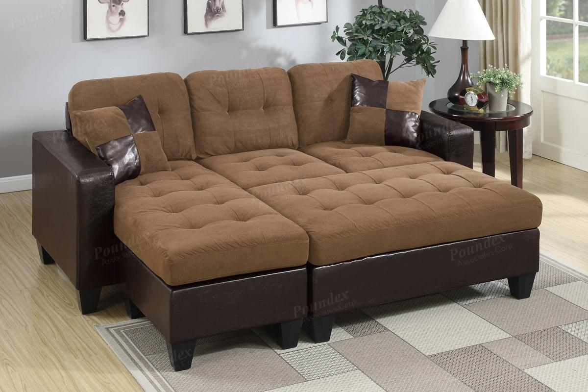 Popular Photo of Sectional Sofas With Ottoman