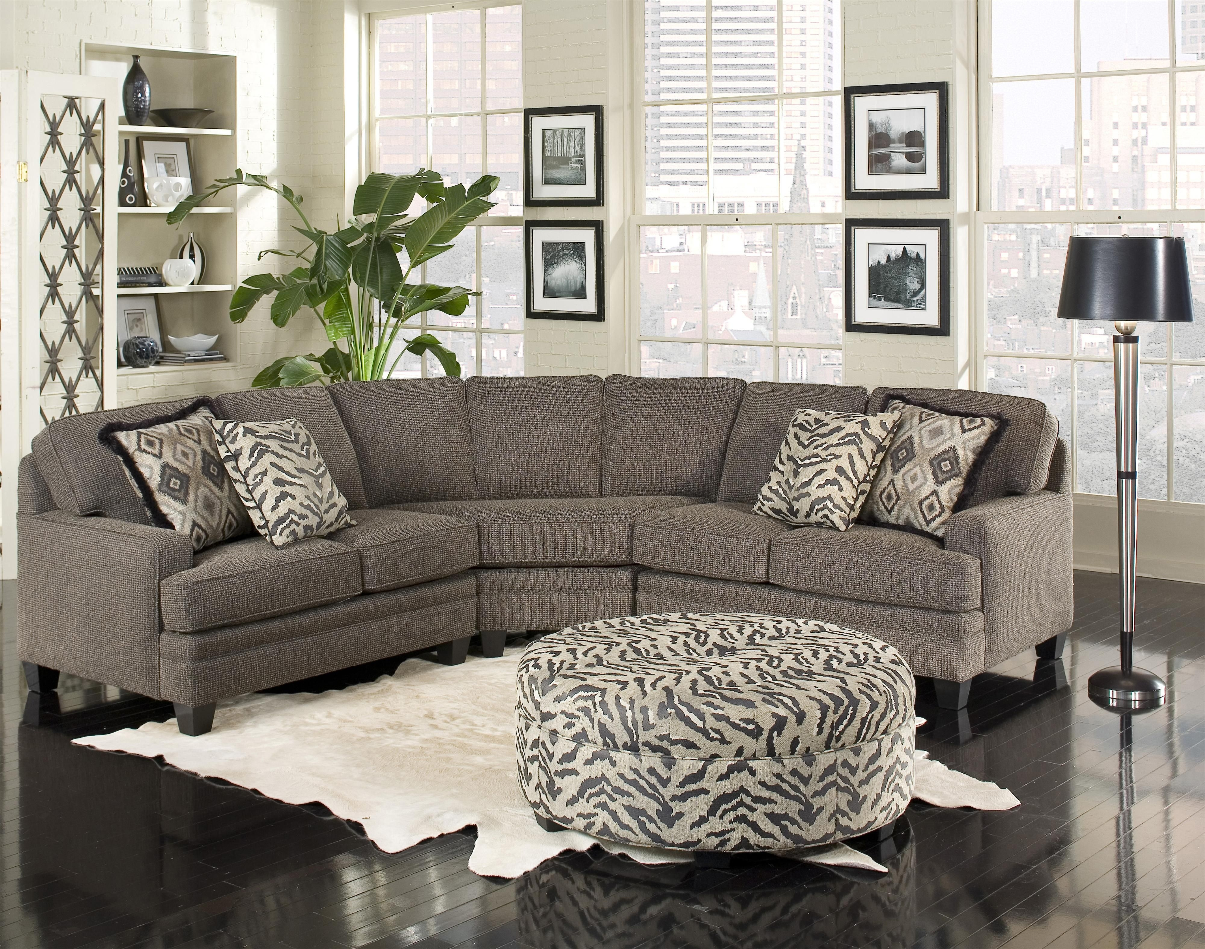 Build Your Own (5000 Series) Five Person Sectional Sofa With Throughout Harrisburg Pa Sectional Sofas (View 2 of 10)
