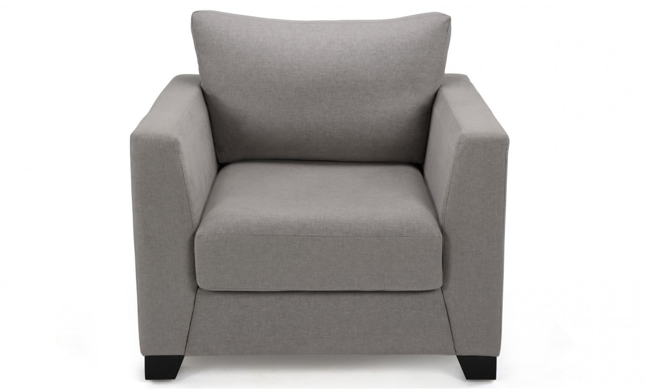 Buy Oliver Single Seater Sofa Online - Furnspace with regard to Single Sofas (Image 1 of 10)