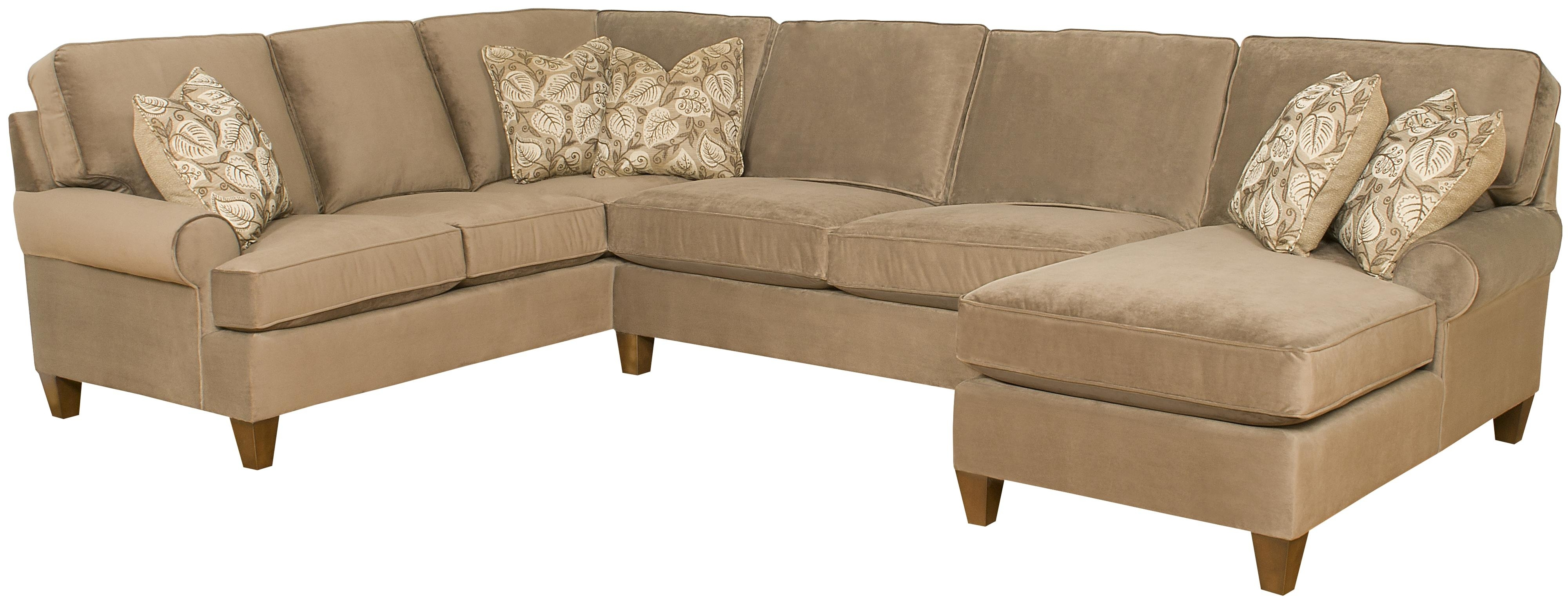 Chatham Custom Sectionalking Hickory | Furniture | Pinterest Intended For Hickory Nc Sectional Sofas (View 9 of 10)