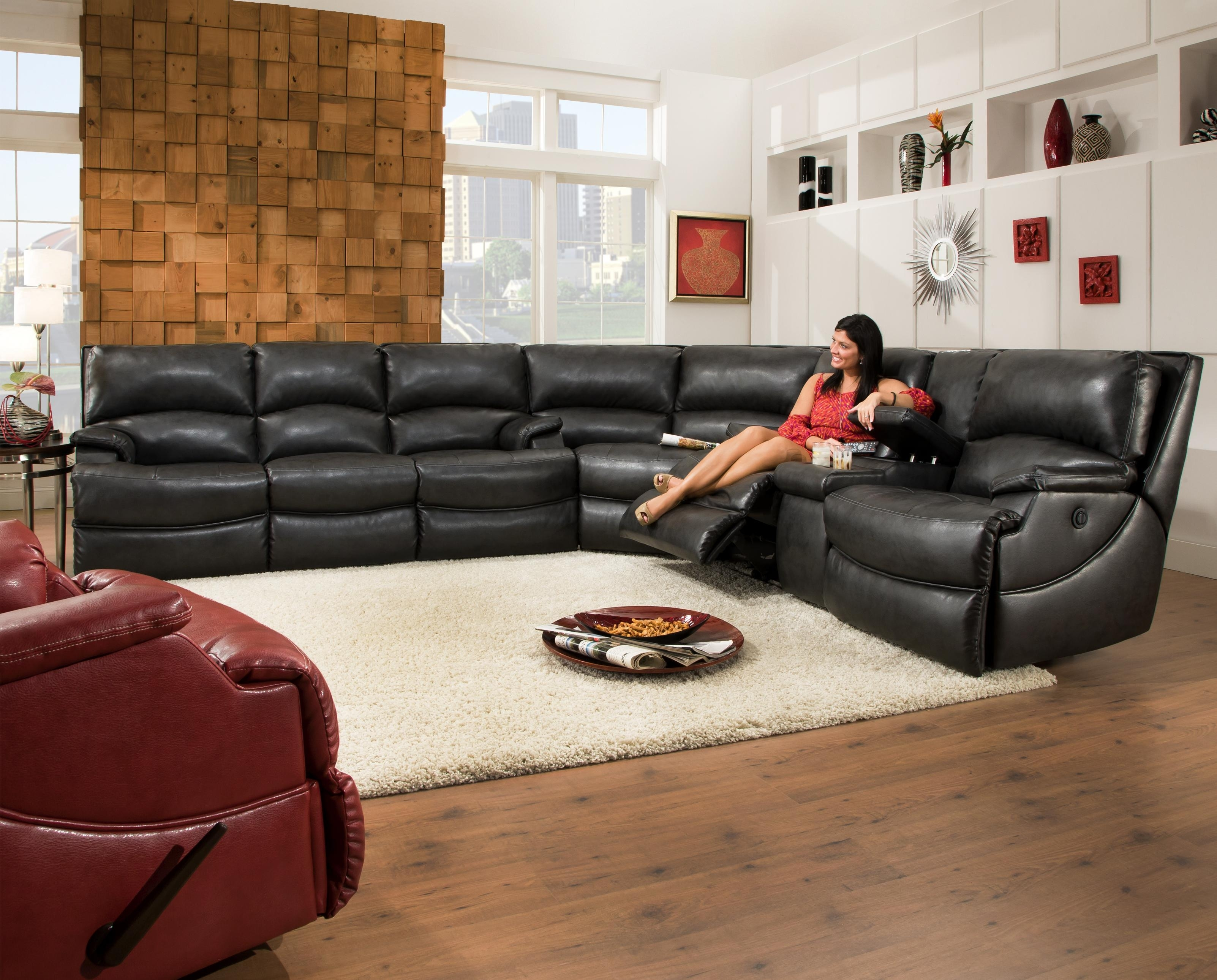 Cheap Sectional Sofas Charlotte Nc | Functionalities for Sectional Sofas At Charlotte Nc (Image 3 of 15)