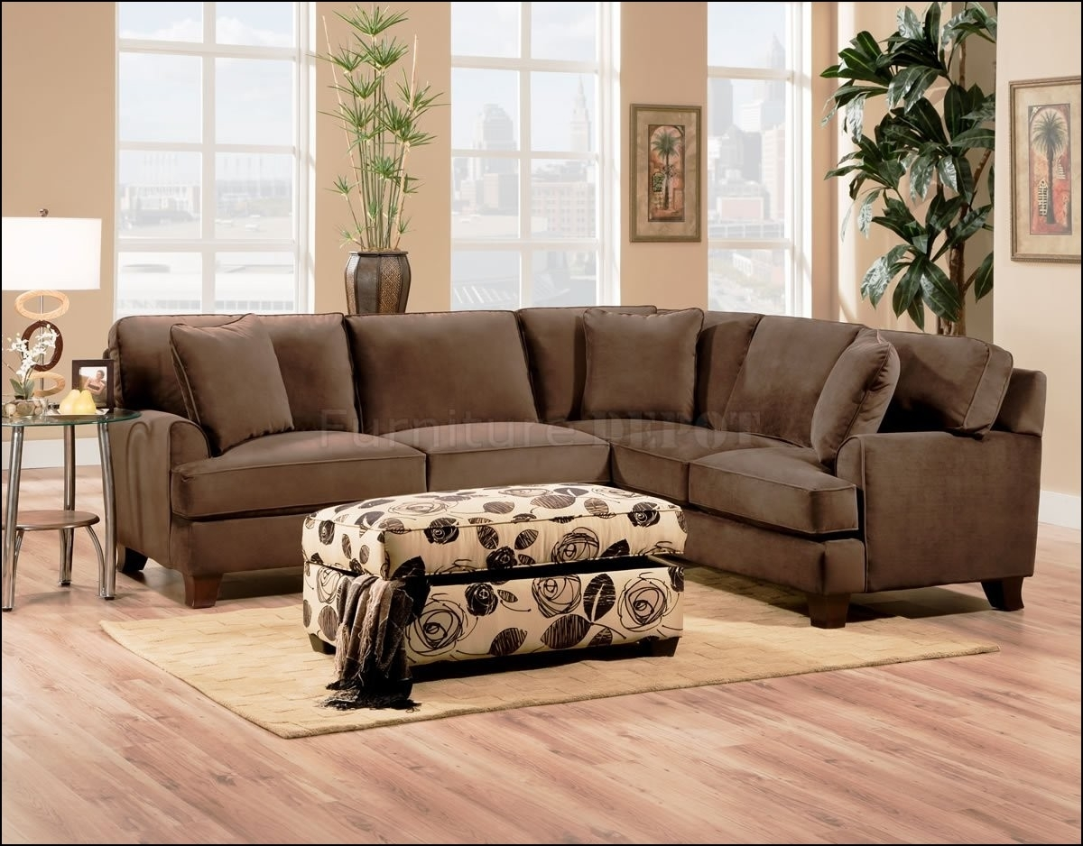 Cheap Sectional Sofas With Ottoman | Couch & Sofa Gallery Within Cheap Sectionals With Ottoman (View 8 of 15)