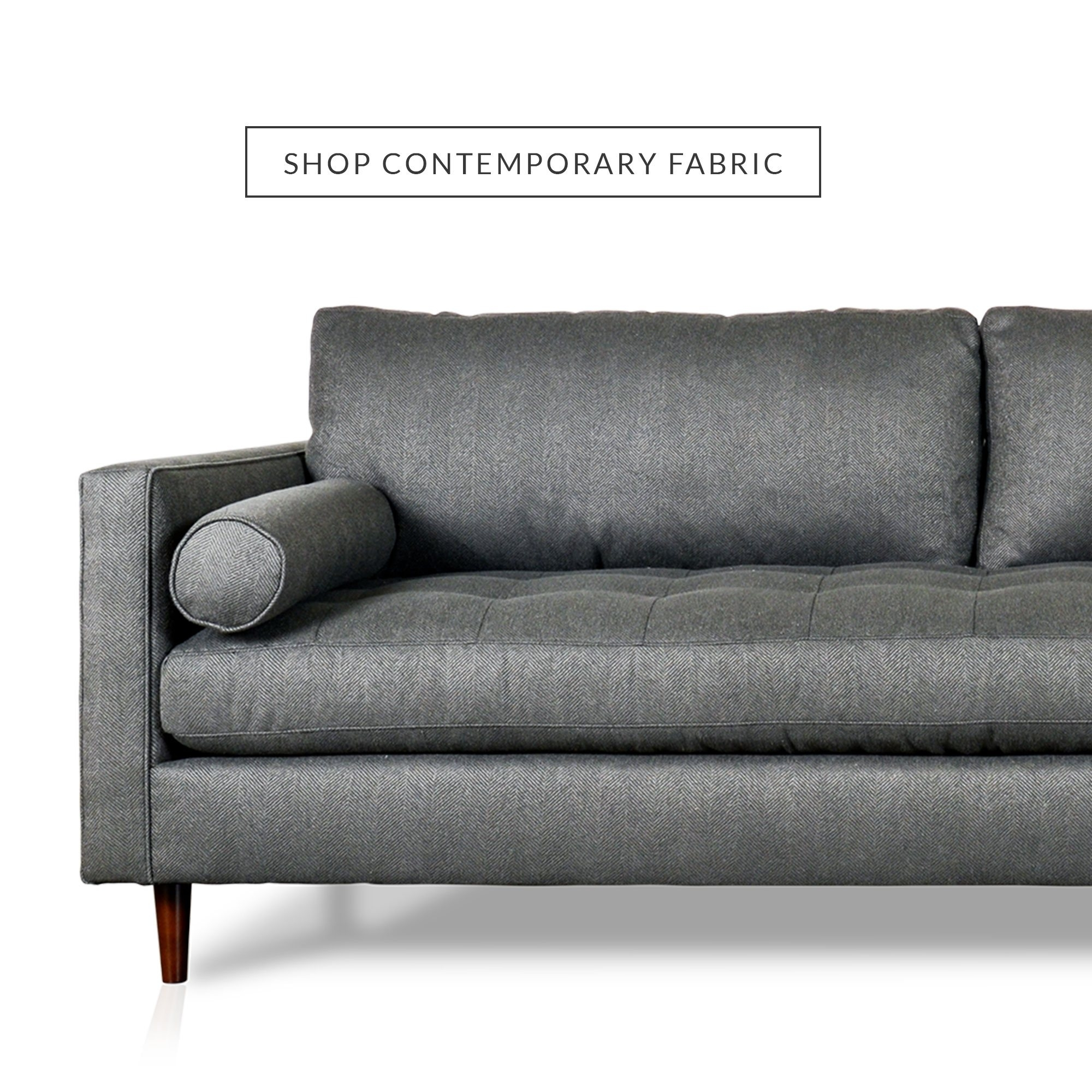Chesterfield Sofas, Modern Furniture Made In Usa | Cococohome intended for Sectional Sofas at Brampton (Image 3 of 15)