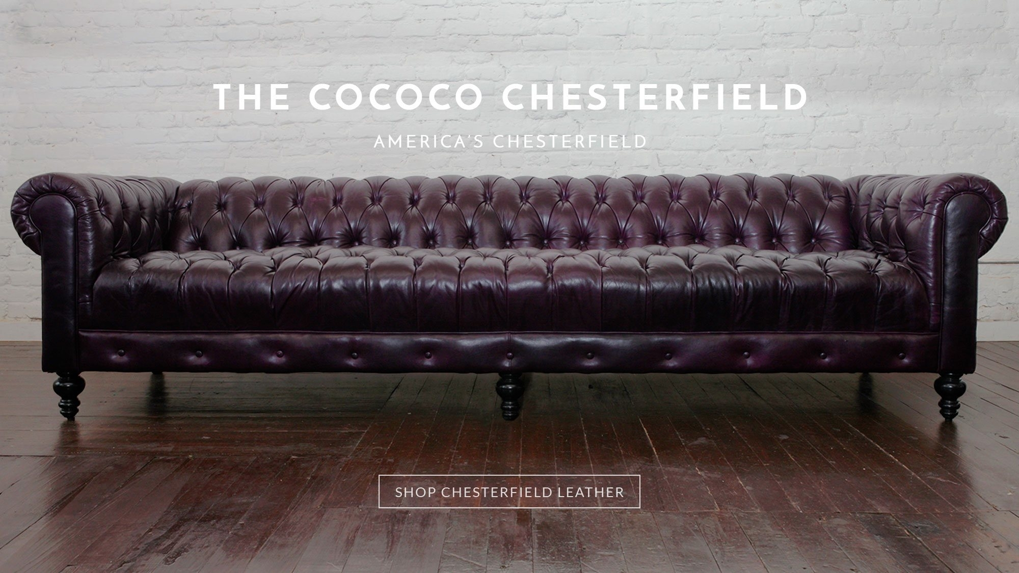 Chesterfield Sofas, Modern Furniture Made In Usa | Cococohome within Sectional Sofas At Charlotte Nc (Image 6 of 15)