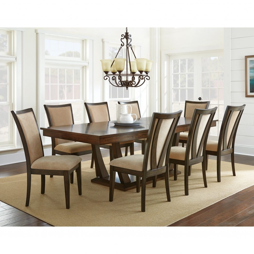 Classic Dining Table Styles For Black Metal Dining Table And Chair throughout Sofa Chairs With Dining Table (Image 6 of 10)