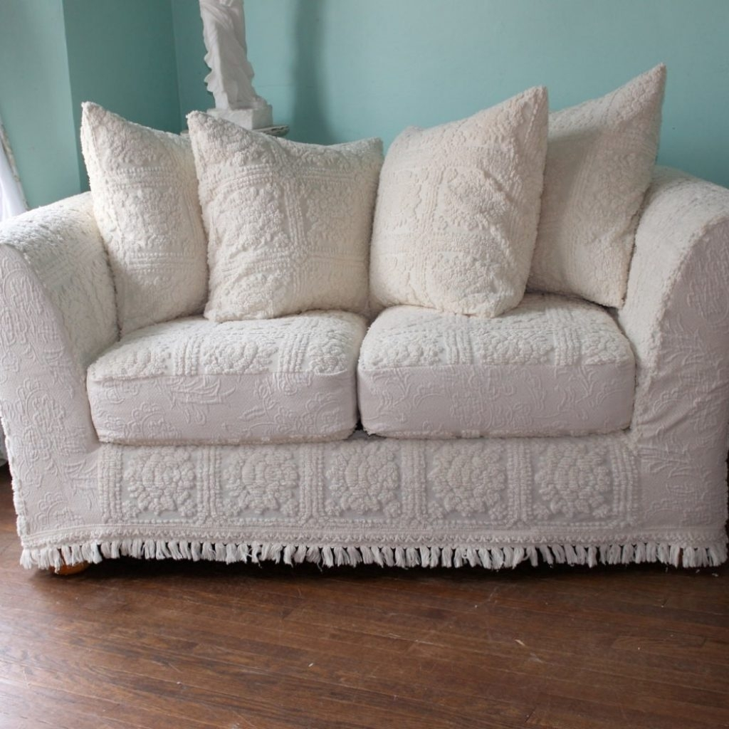 Collection Shabby Chic Sleeper Sofa - Buildsimplehome regarding Shabby Chic Sofas (Image 2 of 10)