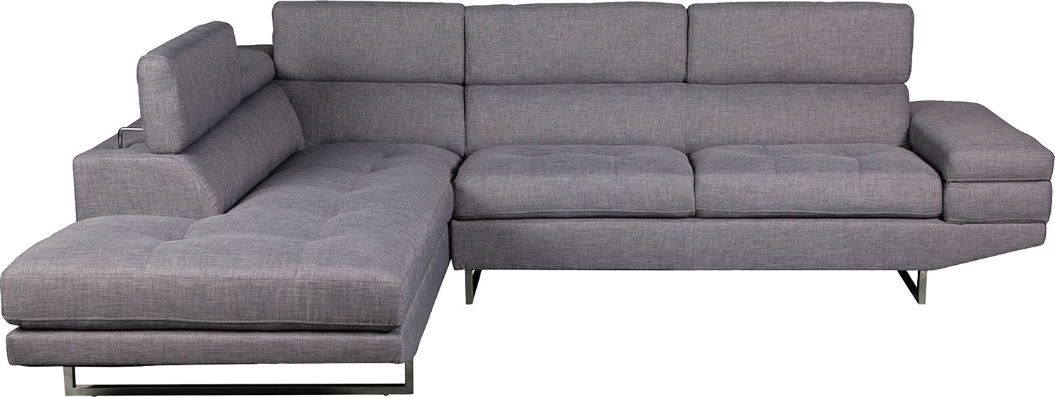 Featured Photo of Sectional Sofas At Brick