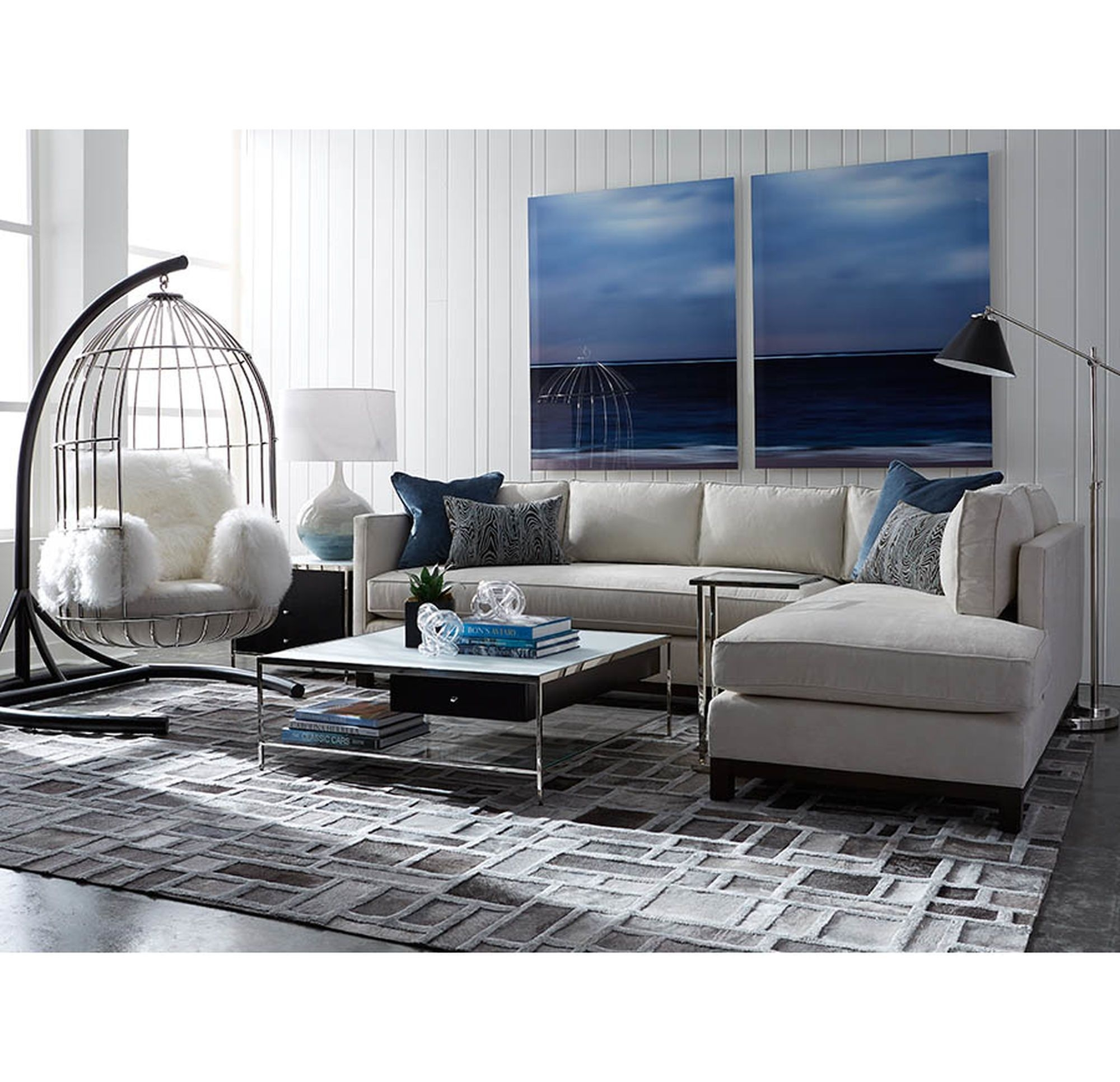 Cool Mitchell Gold Sectional Sofa , New Mitchell Gold Sectional Sofa regarding Gold Sectional Sofas (Image 3 of 10)