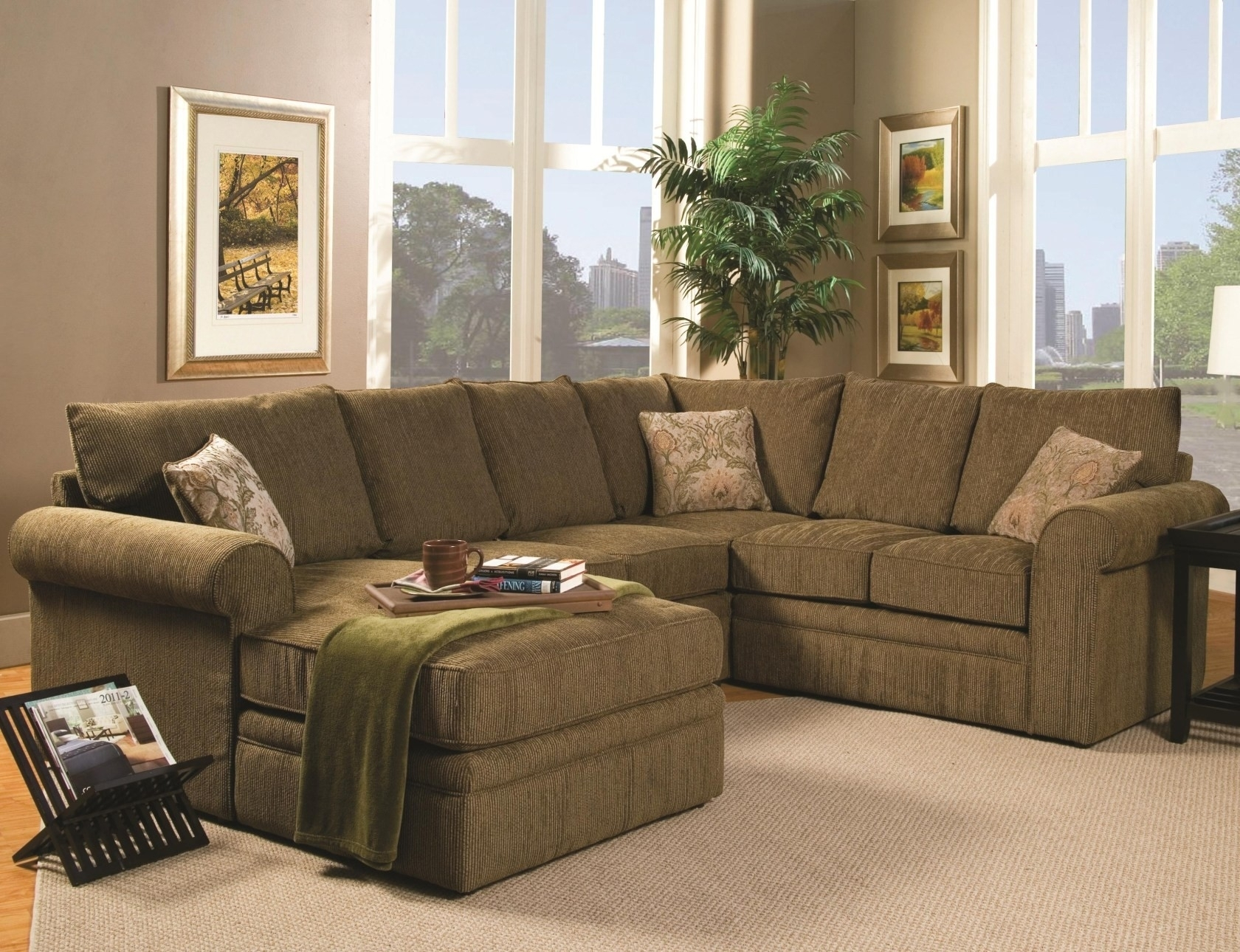 Cool Small U Shaped Sectional Sofa 28 For Bauhaus Sectional Sofa Inside Small U Shaped Sectional Sofas (View 3 of 15)