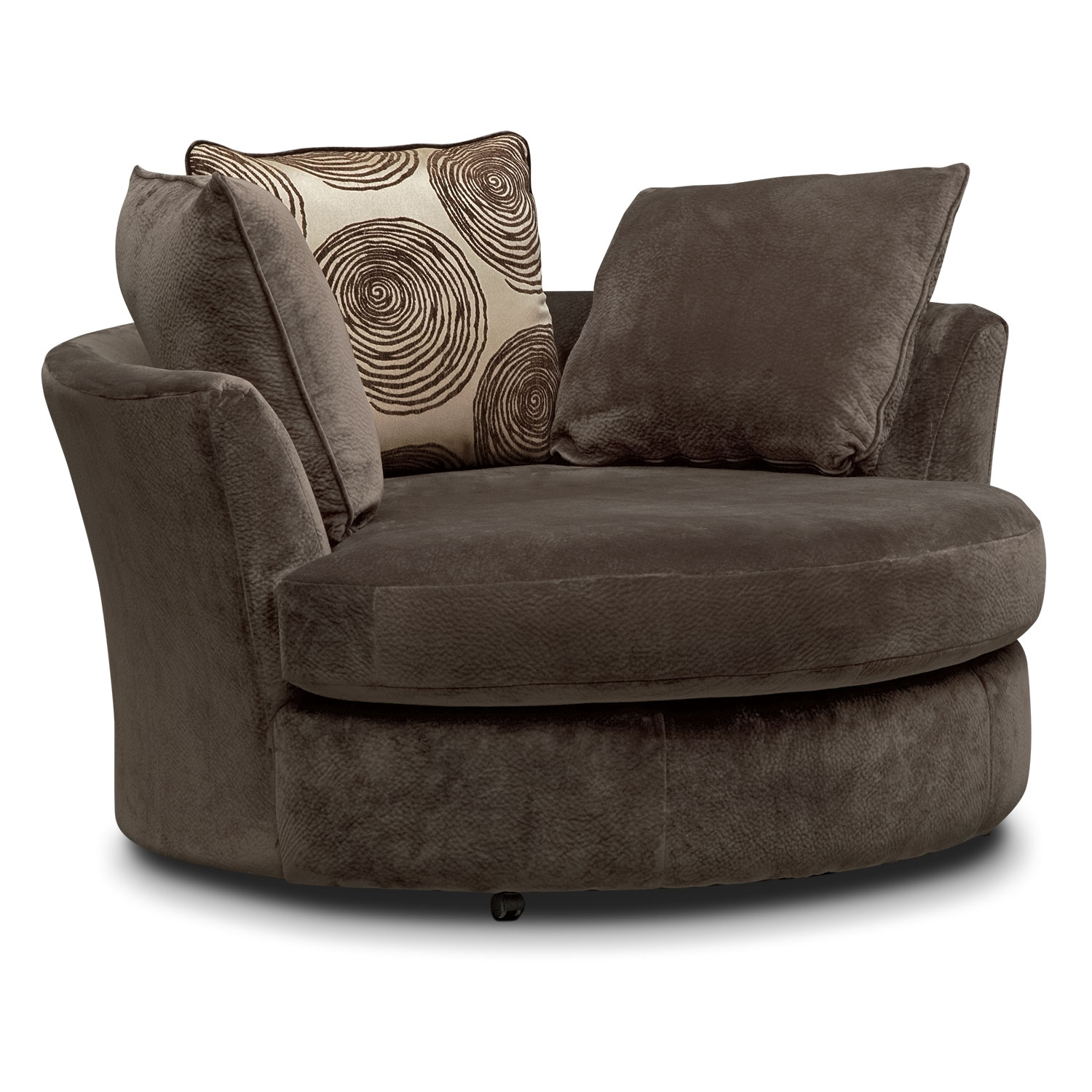 Popular Photo of Sofas With Swivel Chair