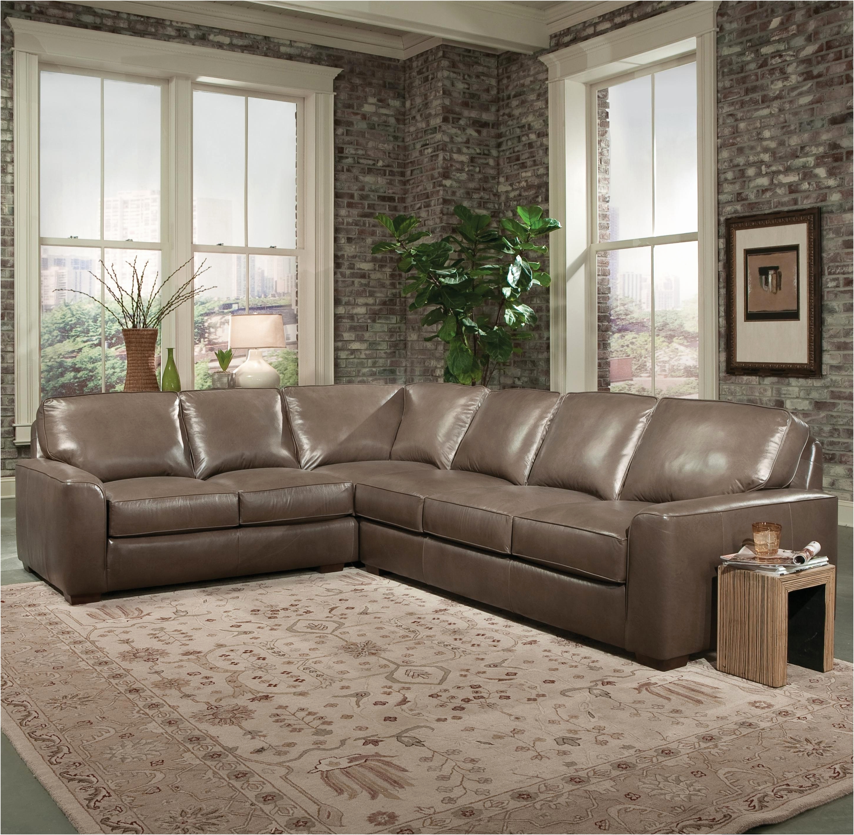 Corner Sectional Sofa Best Of Large Corner Sectional Sofasmith With Gardiners Sectional Sofas (View 10 of 10)