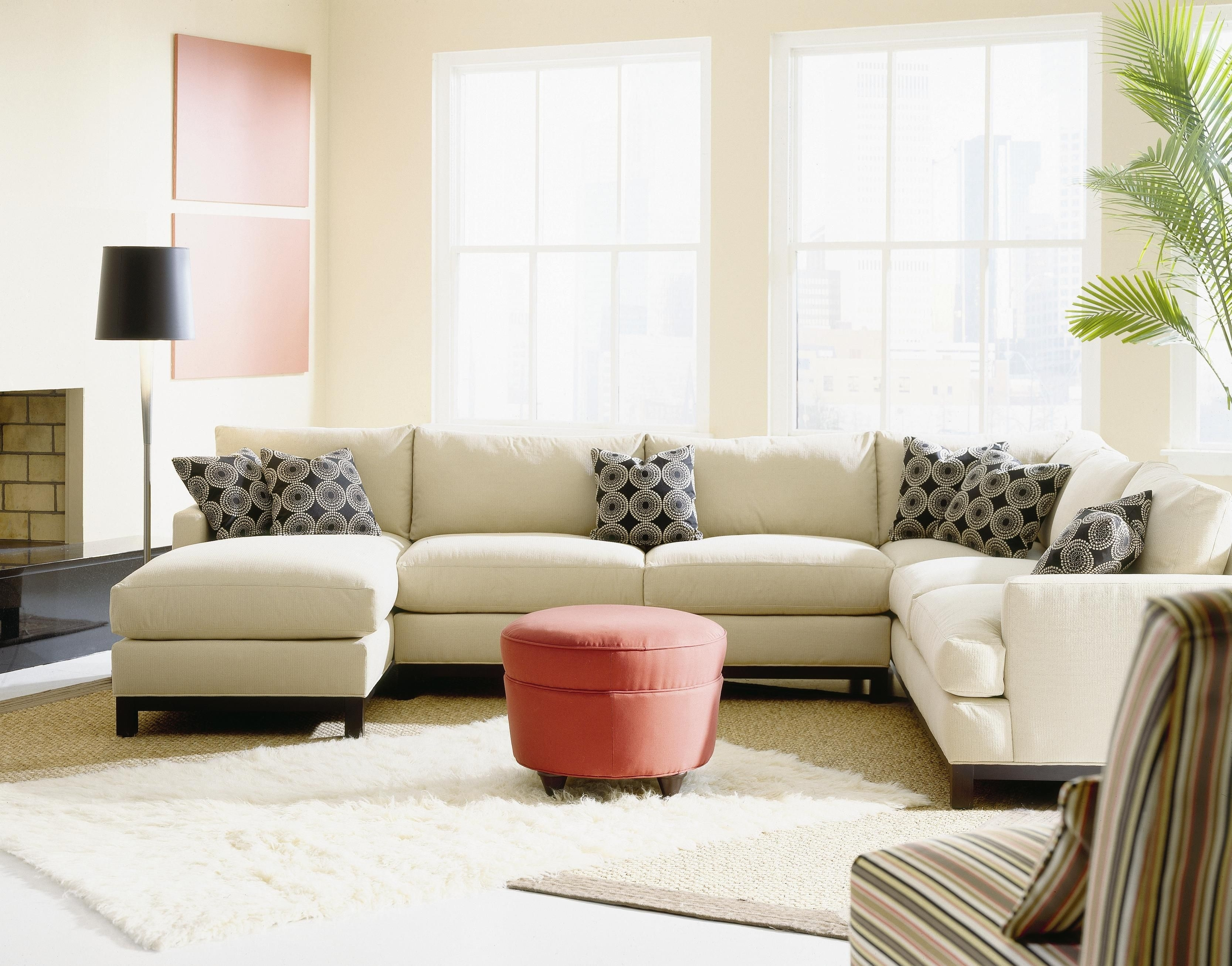 Crisp Contemporary Modular Sectional Sofa Can Be Rearranged To Fit inside Sectional Sofas That Can Be Rearranged (Image 3 of 10)