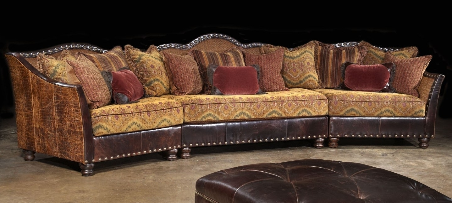 Custom Sectional Sofas Leather • Sectional Sofa pertaining to Customizable Sectional Sofas (Image 5 of 15)