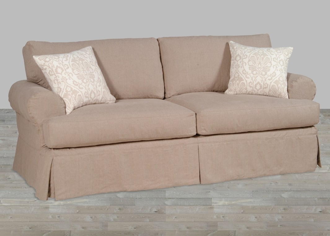 Custom Slipcovered Sofa Barrie within Sectional Sofas At Barrie (Image 5 of 15)