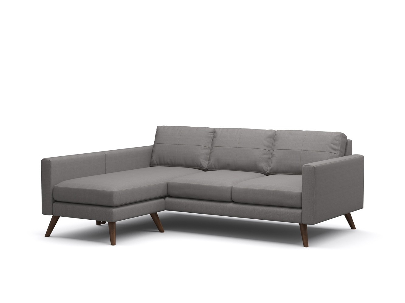 Dane Apartment Sofa - Truemodern™ regarding Apartment Sofas (Image 5 of 10)