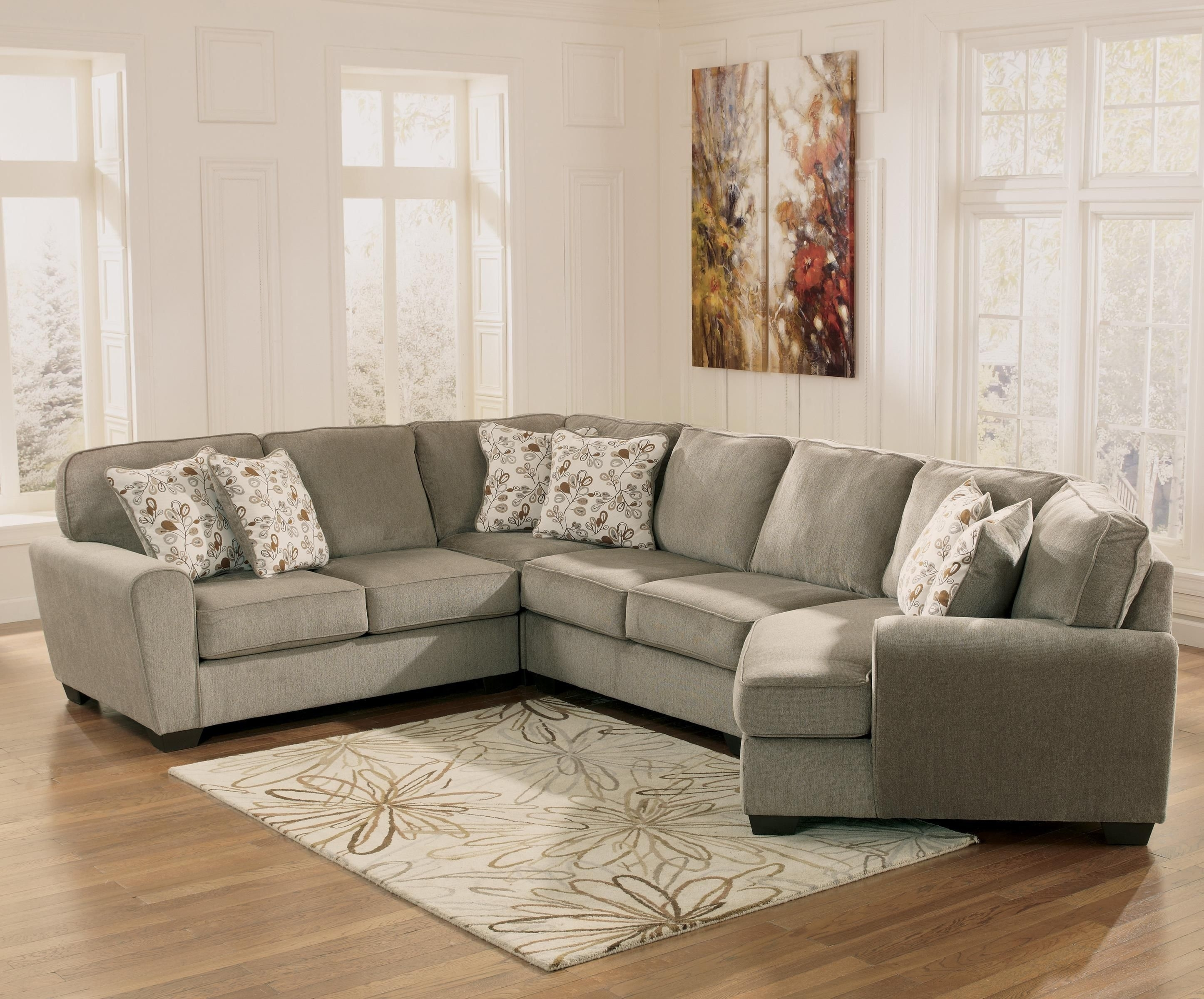 Darcy Couch Ashley Furniture Within Sectional Sofas At Ashley Furniture (View 7 of 15)