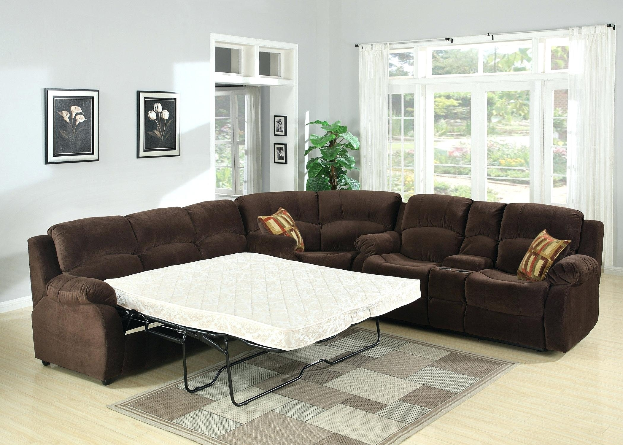 Decoration: Sofas That Turn Into Beds Sleeper Sectional Couch Sofa Inside Sectional Sofas That Turn Into Beds (View 4 of 10)