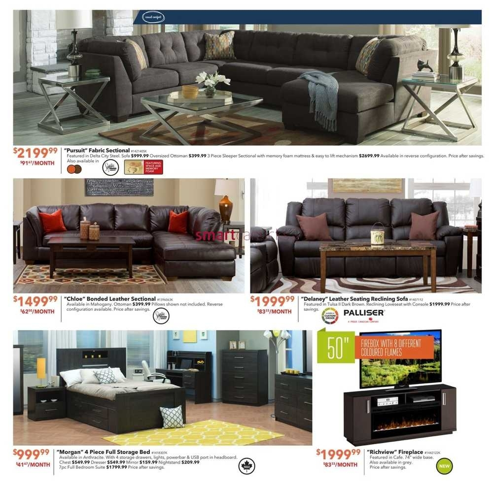 Dufresne Flyer October 20 To November 2 pertaining to Dufresne Sectional Sofas (Image 8 of 10)