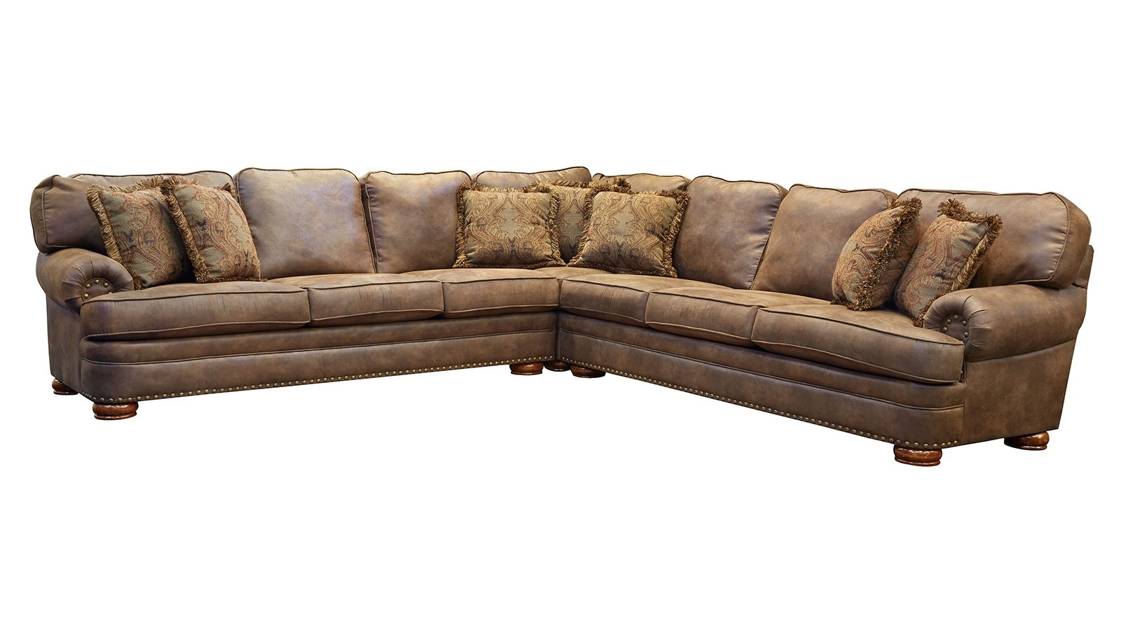 El Paso Sectional | Gallery Furniture With Gallery Furniture Sectional Sofas (Photo 5 of 10)