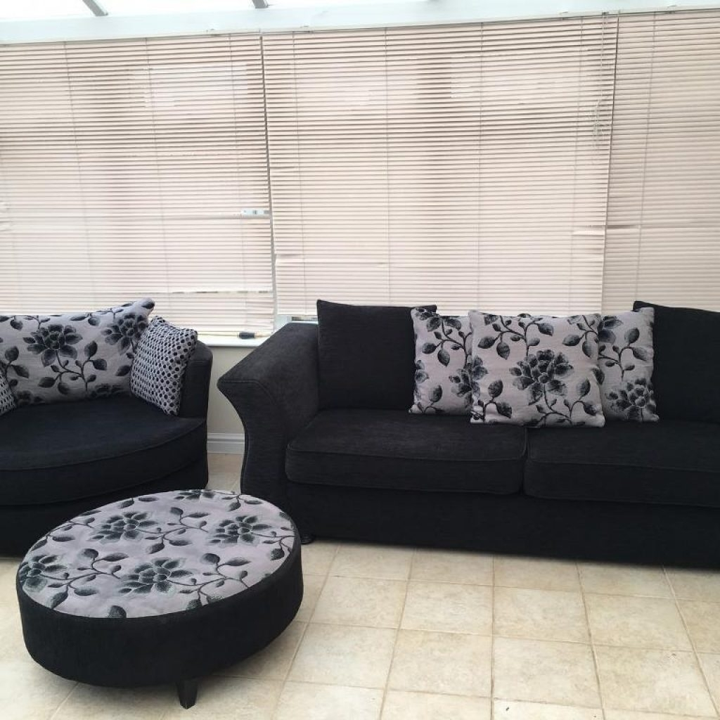 Elegant 3 Seater Sofa And Cuddle Chair   Buildsimplehome Pertaining To 3 Seater Sofas And Cuddle Chairs (Photo 1 of 10)