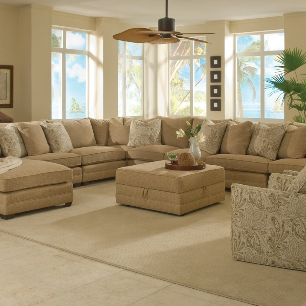 Elegant Extra Large Sectional Sofa With Living Room Regard To Sofas pertaining to Extra Large Sofas (Image 3 of 10)