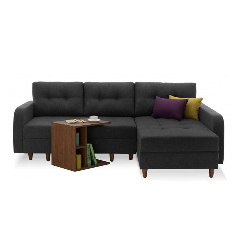 Empire Right Sectional Sofa Bed With Storage | Home Organization And In Storage Sofas (View 4 of 10)