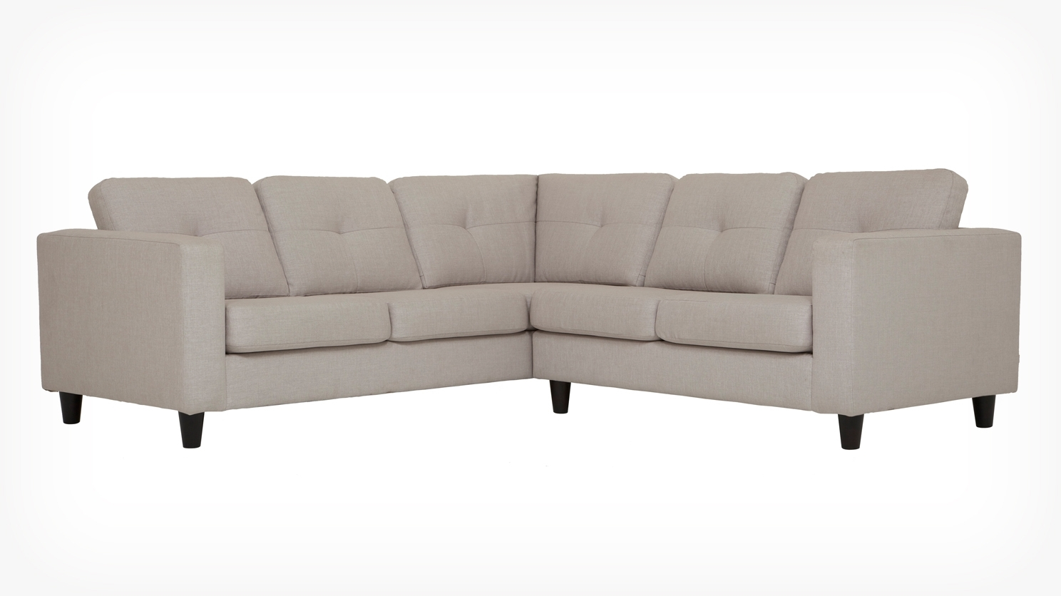 Eq3 | Living > Seating > Sectionals With Regard To Eq3 Sectional Sofas (View 3 of 10)
