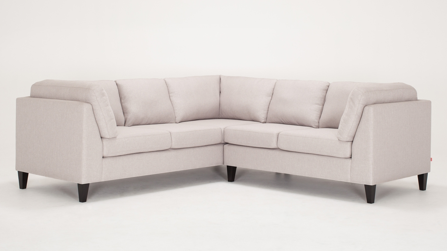 Eq3 | Salema 2 Piece Sectional Sofa – Fabric In Eq3 Sectional Sofas (View 8 of 10)