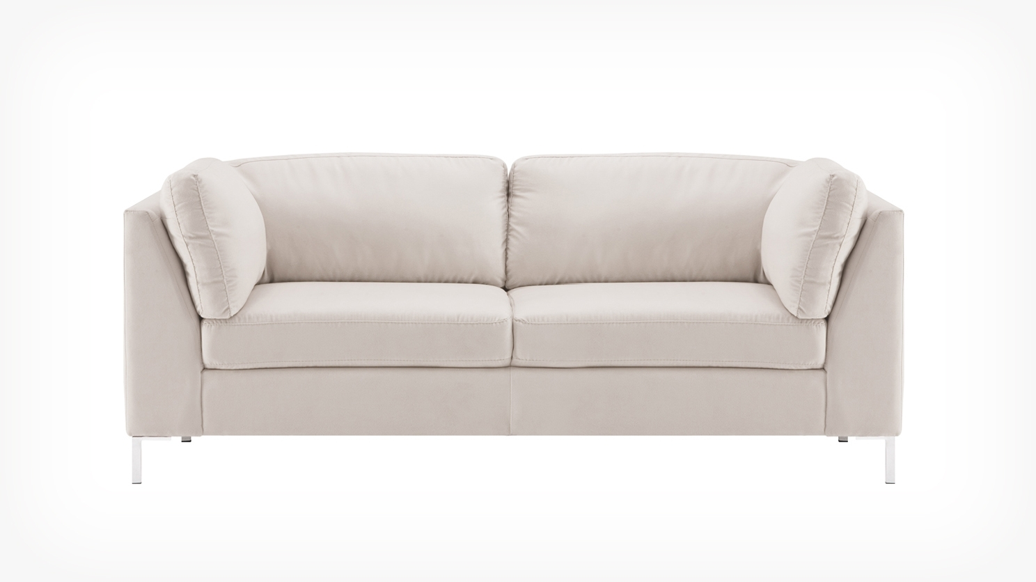 Eq3 | Salema Apartment Sofa - Fabric throughout Apartment Sofas (Image 8 of 10)