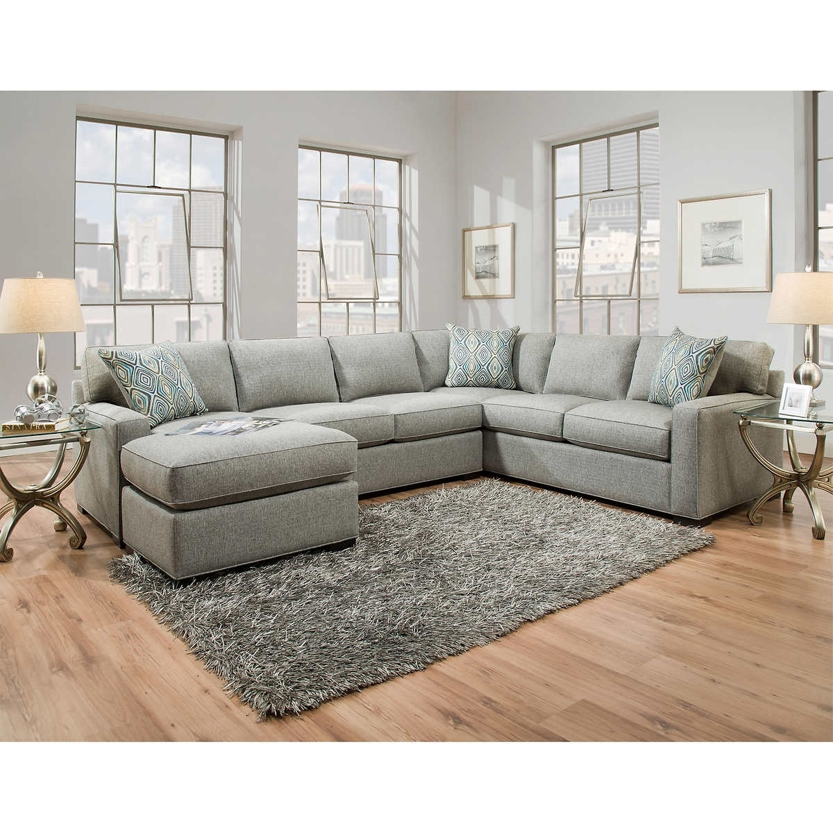 Fancy Costco Sofas Sectionals 91 In Sectional Sofas Raleigh Nc With For Raleigh Nc Sectional Sofas (View 5 of 10)
