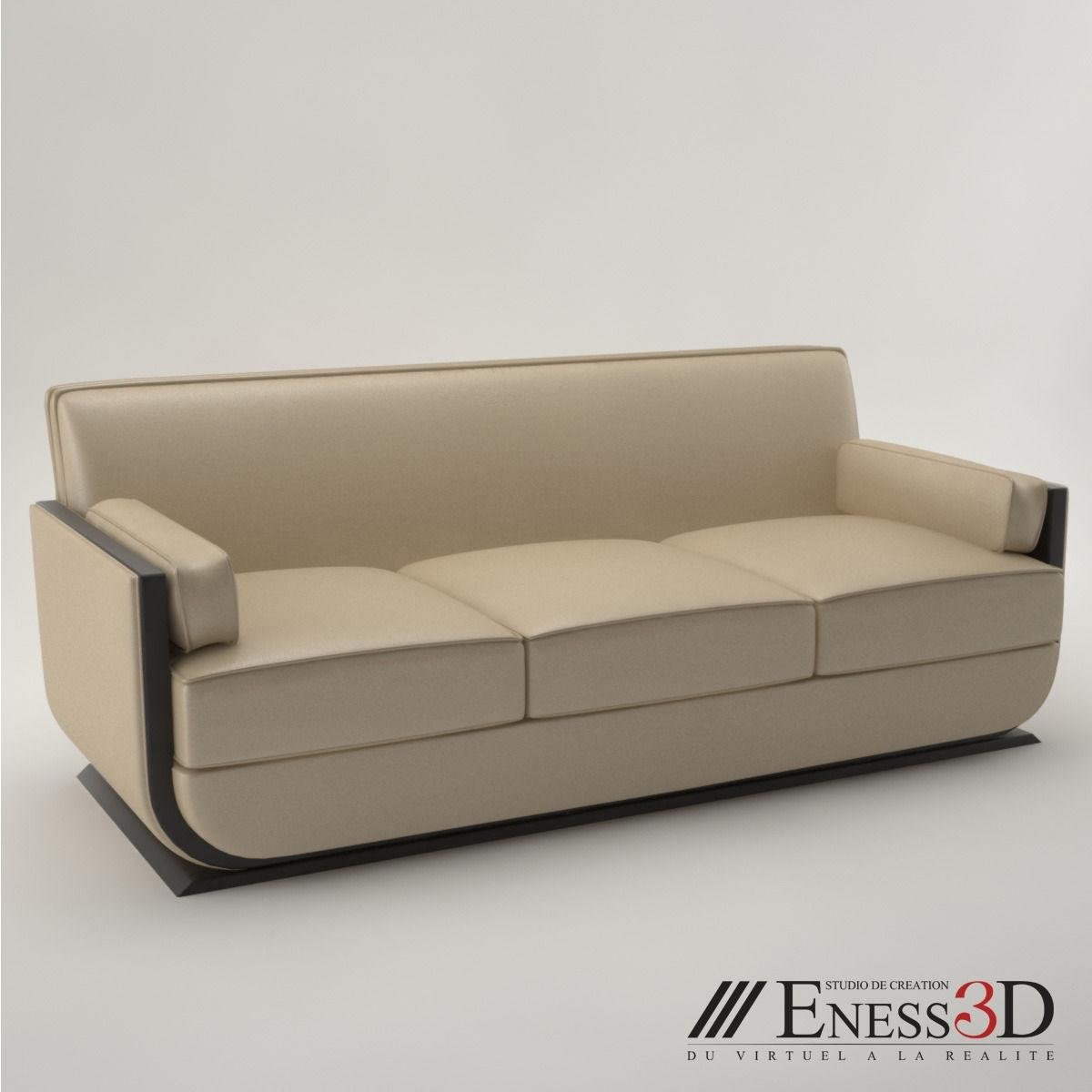 Fantastic Art Deco Sofa 43 About Remodel Contemporary Sofa in Art Deco Sofas (Image 7 of 10)