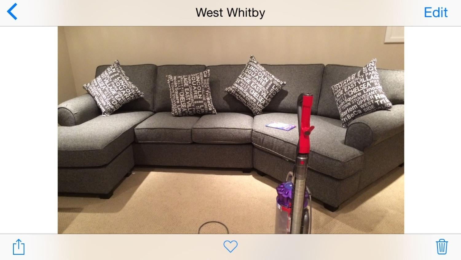 Find More Brand New Decor Rest Sectional Couch Plus Warranty For Throughout Oshawa Sectional Sofas (View 3 of 10)