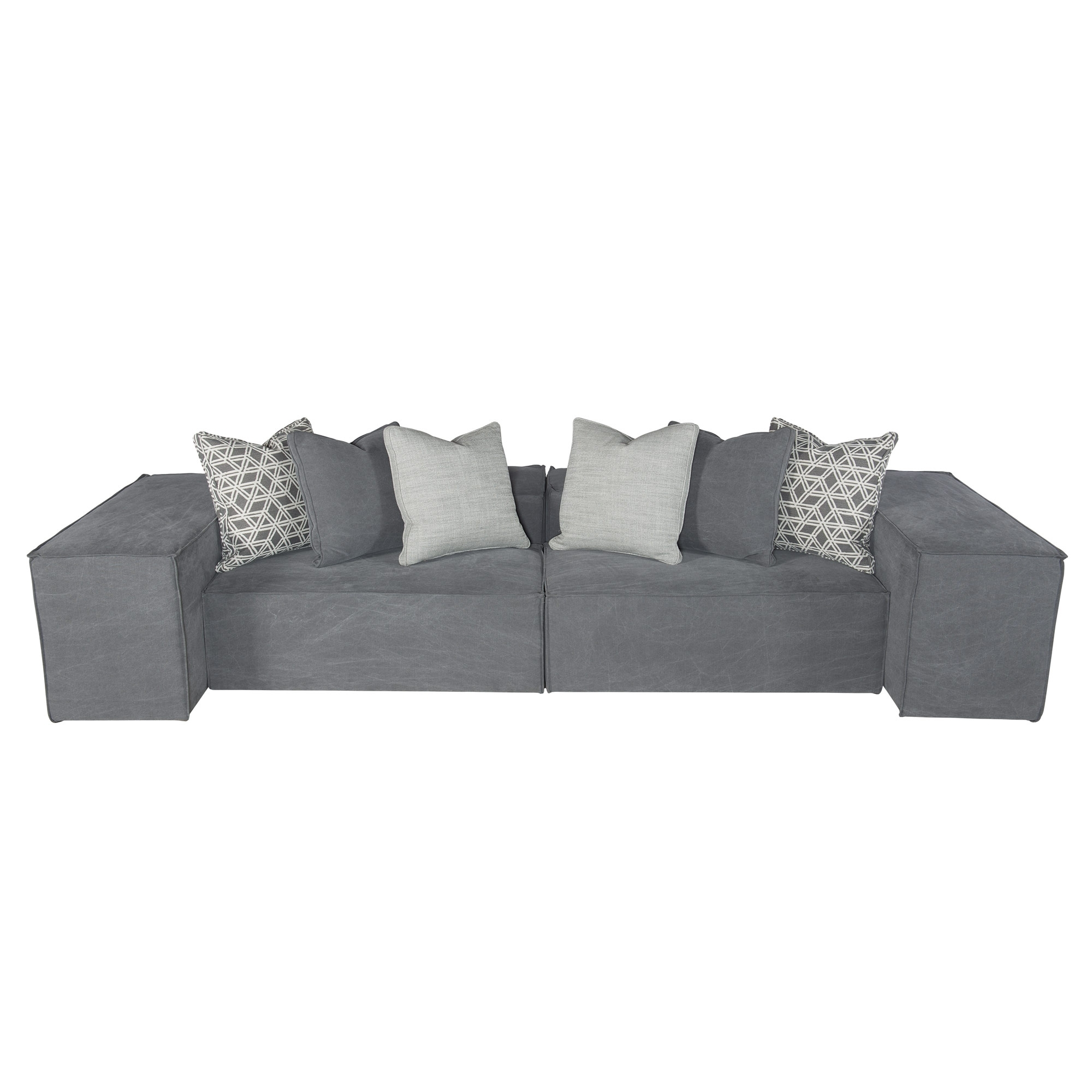 Format Sectional | Villa Vici Contemporary Furniture Store And In New Orleans Sectional Sofas (View 9 of 10)