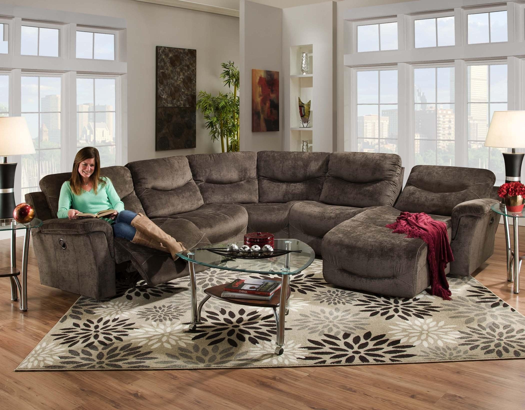 Franklin Furniture: Milano Collection Sectional Sofa Without With Harrisburg Pa Sectional Sofas (View 4 of 10)