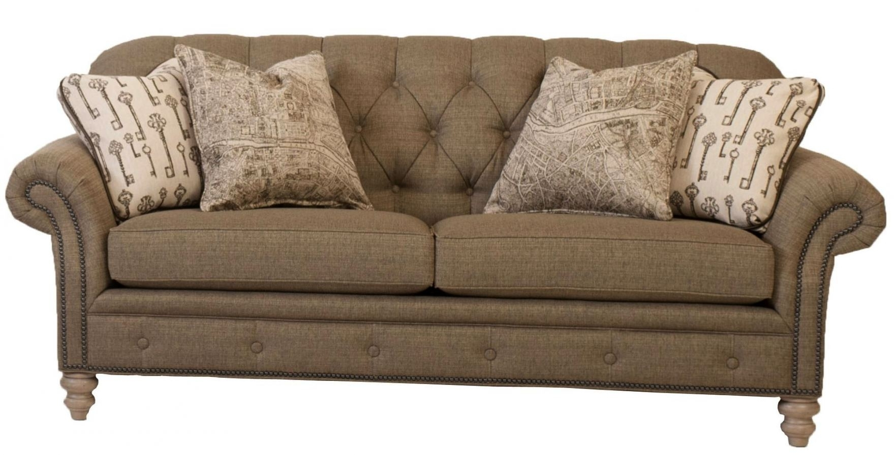 Fresh Sectional Sofa With Nailhead Trim 64 For Your Sofas And Inside Sectional Sofas With Nailheads (View 9 of 10)