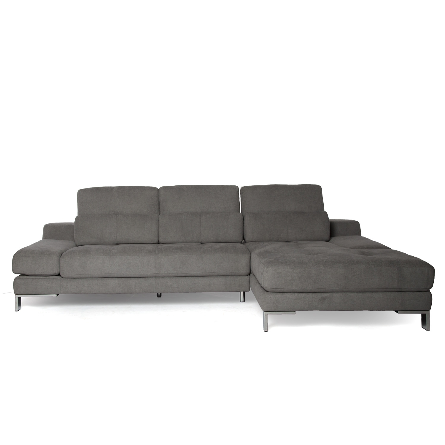 Fun And Functional Fabric Sectional Sofa With Regard To Sectional Sofas At Bc Canada (View 5 of 15)